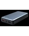 4Smarts Powerbank VoltHub 10000 mAh 18W & QC3.0 Zwart