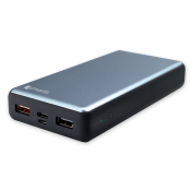 4Smarts Power Bank VoltHub 20000 mAh Power Delivery 18W & QC3.0 - Zwart & Grijs