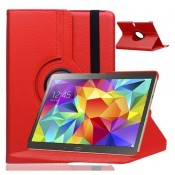 PM - 360 Rotating Stand & Case Galaxy Tab S5e (T720/T725) Rood
