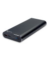 4Smarts Power Bank VoltHub 20000 mAh Power Delivery 83W & QC3.0 Zwart
