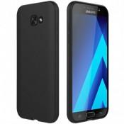 Samsung Galaxy S7 Edge Silicone Case - Zwart