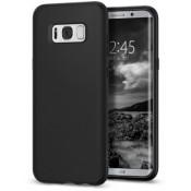 Spigen Liquid Crystal Samsung Galaxy S8 - Matte Zwart