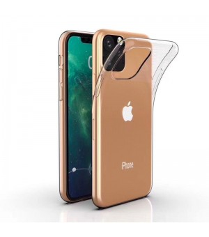PM - Silicone Case iPhone 11 Pro Clear