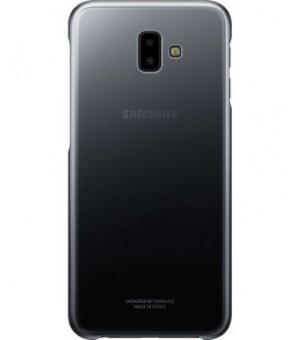 Samsung J6 Plus 2018 Gradation Cover - Zwart