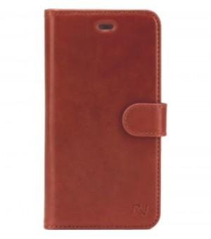 Rico Vitello Genuine Leather Wallet iPhone X/Xs Bruin