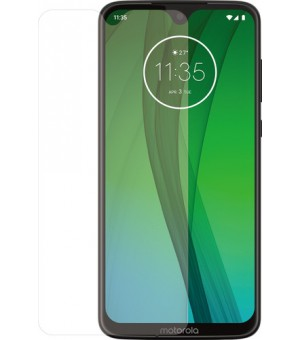 5D Screen Protector Tempered Glass Motorola Moto G7 Plus