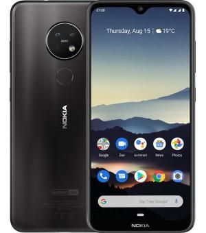 Nokia 7.2 64GB Zwart