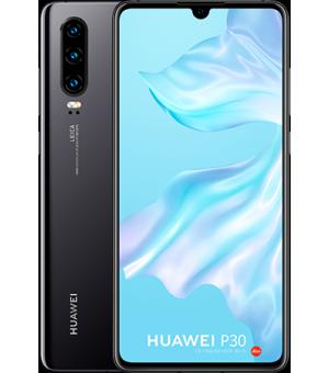 Huawei P30 128GB Dual Sim Zwart