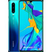 Huawei P30 128GB Dual Sim Blauw