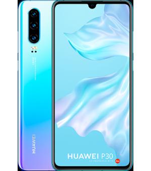 Huawei P30 128GB Dual Sim Breathing Crystal