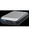 4Smarts Power Bank VoltHub Compact Ferrum 10000 mAh Zwart