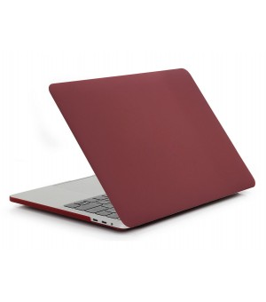 PM - Macbook Air 13.3 inch Hard Case Donker Rood