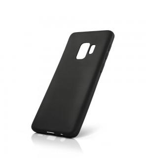 PM Silicone Case Samsung Galaxy S9 Plus Zwart