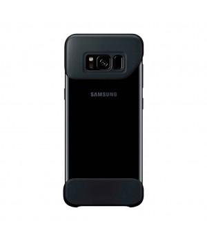 Samsung Galaxy S8 2Piece Zwart