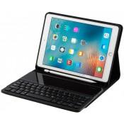 Smart Bluetooth Keyboard Case voor iPad 9.7 2017/2018 Goud