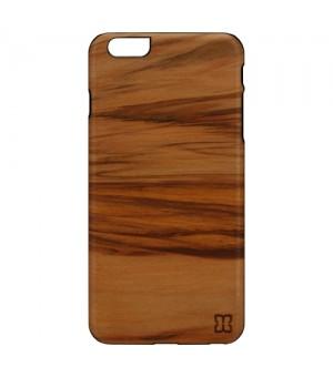 Man&Wood iPhone 6/6S Plus Back case Wood Cappucino
