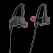 4smarts Wireless Sport Headset Eara BT-X with IPX7 - Zwart