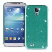 PURO Samsung Galaxy S4 Glitter Cover Green