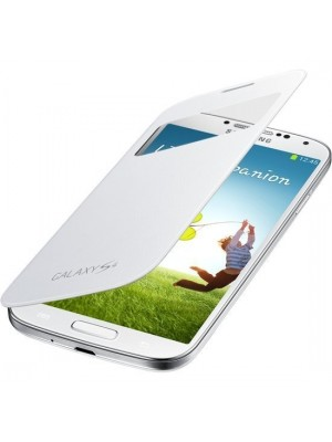 Samsung S View Cover Galaxy S4 - White