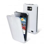 Muvit Slim Case Samsung Galaxy S II Plus + GRATIS Screenprotector Wit