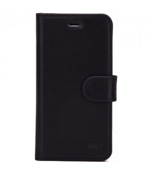 Rico Vitello Genuine Leather Wallet Samsung Galaxy S8 Plus Black