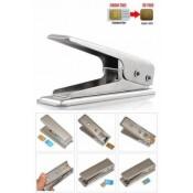 Micro & Nano simkaart knipper