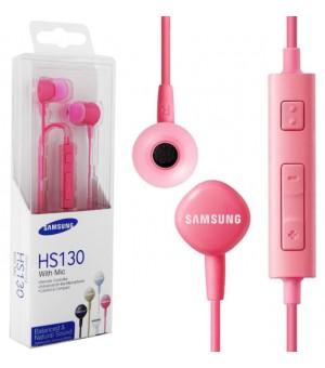 Samsung Stereo Headset Met Microfoon HS130 - Roze