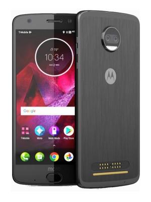 Motorola Moto Z2 Force 64 GB - Zwart