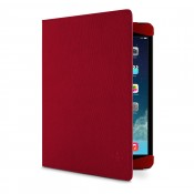 Belkin iPad Air Poly Cover Book Folio Case - Rose