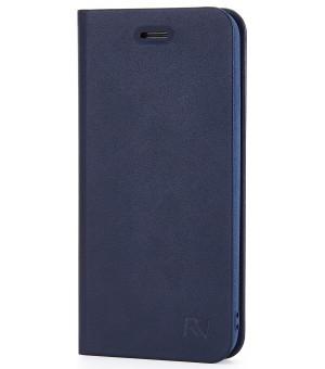 Rico Vitello Magnetic Book case iPhone 7/8 Plus Donker Blauw