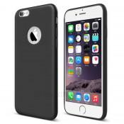 Buenos - Silicone Case iPhone 6 - Zwart