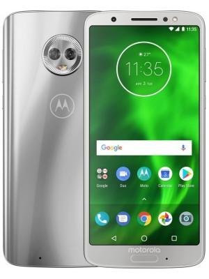 Motorola Moto G6 DualSim 32GB - Zilver