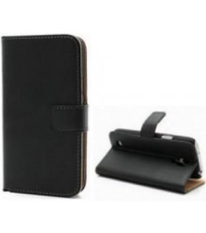 PM - Book Case Galaxy A6 Zwart