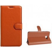 PM - Book Case Galaxy A6 - Bruin