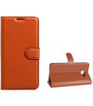 PM - Book Case Galaxy A6 Bruin