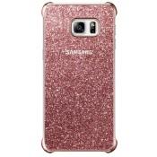 Samsung Glitter Cover Galaxy S6 edge Plus - EF-XG928CP - Roze
