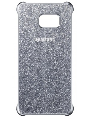 Samsung Glitter Cover Galaxy S6 edge Plus - EF-XG928CS - Zilver