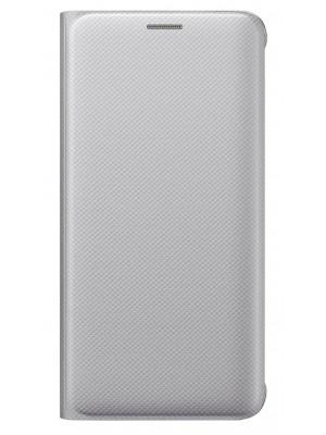 Samsung Flip Wallet Galaxy S6 Edge Plus EF-WG928PS - Zilver