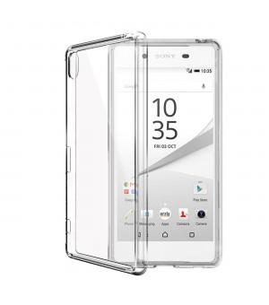 PM Silicone Case Sony Xperia Z5 Clear