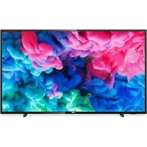 Philips Ultraslanke 4K UHD LED Smart TV 55PUS7503/12