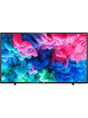 Philips Ultraslanke 4K UHD LED Smart TV 50PUS6503/12