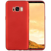 Buenos - Silicone Case Galaxy S8 Plus - Rood