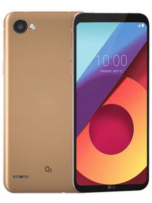 LG Q6 32GB DS- Goud