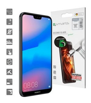 4Smarts Second Glass  Huawei P20 Lite Clear