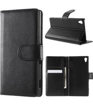 PM - Book Case Sony Xperia X Zwart