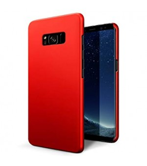 Buenos - Silicone Case Galaxy S8 - Rood