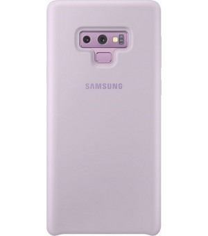 Samsung Note 9 Silicone Cover EF-PN960TV Paars