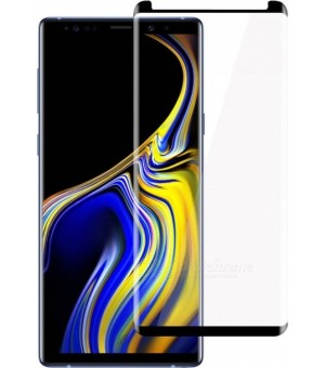 PM - Screen Protector Tempered Glass Galaxy Note 9 - Zwart