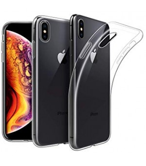 PM - Silicone Case iPhone X / iPhone XS - Clear