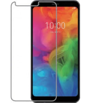 9H - Screen Protector Tempered Glass LG Q7 Clear